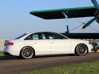 обои Avus Performance Audi S4 (B8,8K) бок фото
