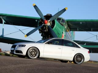обои Avus Performance Audi S4 (B8,8K) самолет фото