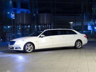 обои Binz Mercedes-Benz E-Klasse Limousine (L212) бок фото