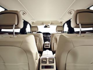обои Binz Mercedes-Benz E-Klasse Limousine (L212) подголовники фото