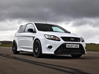 обои Mountune Performance Ford Focus RS MP350 (II) скорость фото