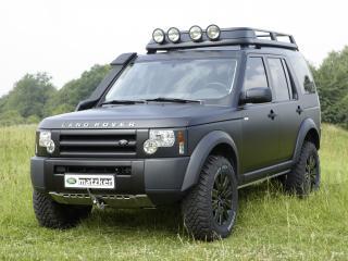 обои Matzker Land Rover Discovery 3 перед фото