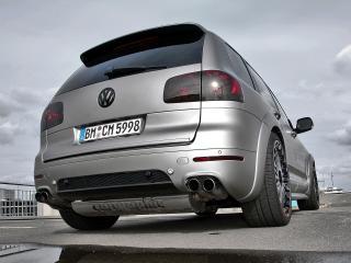 обои CoverEFX Volkswagen Touareg W12 Sport Edition низ фото