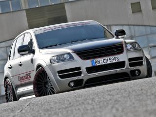 обои CoverEFX Volkswagen Touareg W12 Sport Edition сила фото