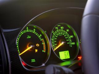 обои Bonspeed Jaguar X-Type спидометр фото