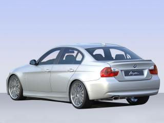 обои Breyton BMW 3 Series Sedan (E90) зад фото