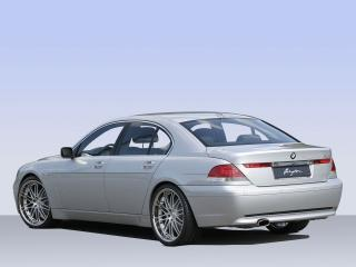 обои Breyton BMW 7 Series (E65) зад фото
