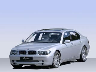 обои Breyton BMW 7 Series (E65) передок фото
