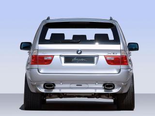 обои Breyton BMW X5 (E53) 2003 зад фото