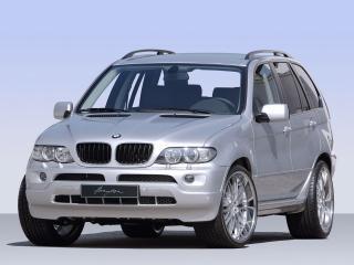 обои Breyton BMW X5 (E53) 2003 перед фото
