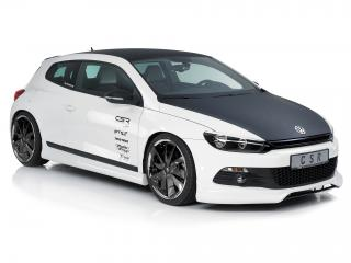 обои CSR Automotive Volkswagen Scirocco бампер фото