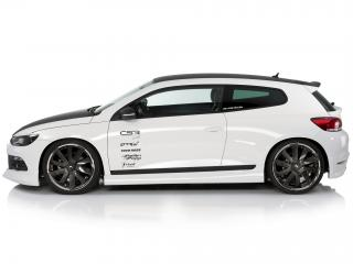 обои CSR Automotive Volkswagen Scirocco бок фото