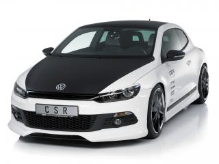 обои CSR Automotive Volkswagen Scirocco капот фото