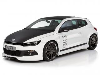 обои CSR Automotive Volkswagen Scirocco сильная фото