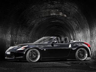 обои PFA Creativ Nissan 370Z Roadster бок фото