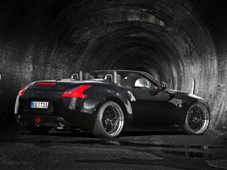 обои PFA Creativ Nissan 370Z Roadster зад фото