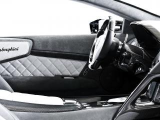 обои JB Car Design Lamborghini Murcielago LP640 Bat руль фото