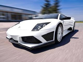 обои JB Car Design Lamborghini Murcielago LP640 Bat скорость фото