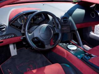 обои JB Car Design Lamborghini Murcielago LP640 руль фото