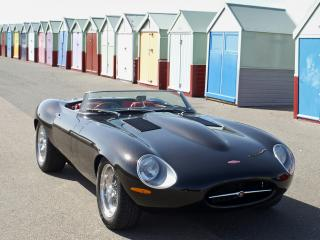 обои Eagle E-Type Speedster гаражи фото
