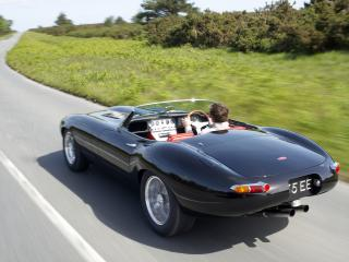 обои Eagle E-Type Speedster сила фото