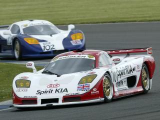 обои Mosler MT900R гонка фото