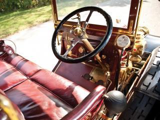 обои Peerless Landaulet by Brewster руль фото