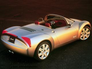 обои Plymouth Pronto Spyder Concept бок фото