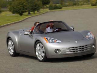 обои Plymouth Pronto Spyder Concept перед фото