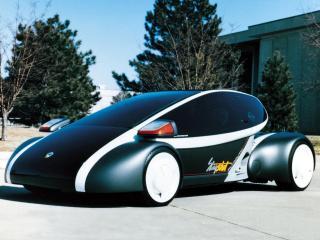 обои Plymouth Slingshot Concept перед фото