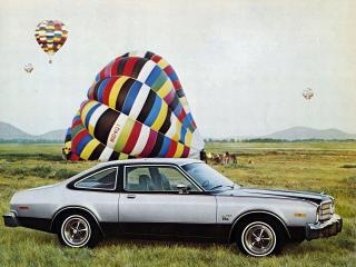 обои Plymouth Volare Coupe 1978 воздешный шар фото