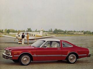 обои Plymouth Volare Coupe 1978 самолет фото