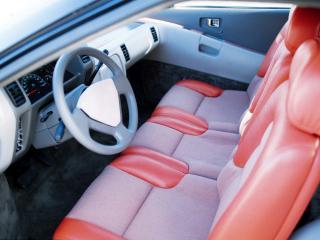 обои Plymouth Voyager III Concept салон фото