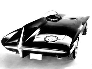 обои Plymouth XNR Concept Car зад фото