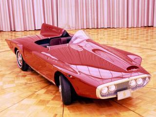 обои Plymouth XNR Concept Car перед фото