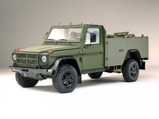 обои Mercedes-Benz G-Klasse Military (W461) боком фото