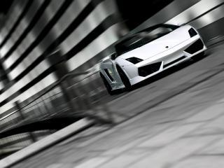 обои BF Performance Lamborghini Gallardo GT600 Spyder скорость фото