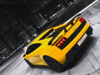 обои BF Performance Lamborghini Gallardo GT600 зад фото