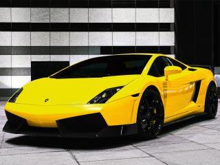 обои BF Performance Lamborghini Gallardo GT600 перед фото