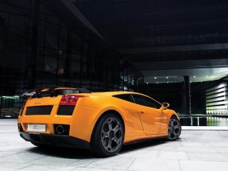 обои BF Performance Lamborghini Gallardo GT 540 бок фото