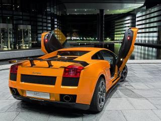 обои BF Performance Lamborghini Gallardo GT 540 зад фото
