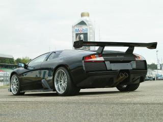 обои BF Performance Lamborghini Murcielago спойлер фото