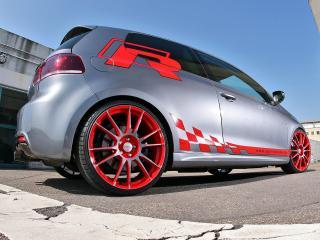 обои Sport-Wheels Volkswagen Golf R (Typ 1K) колесо фото