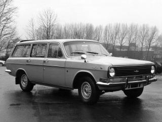обои Volga M24D Break (ГАЗ 24-77) перед фото
