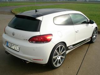 обои MTM Volkswagen Scirocco R бок фото