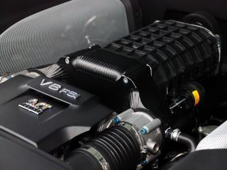обои O.CT Tuning Audi R8 мотор фото