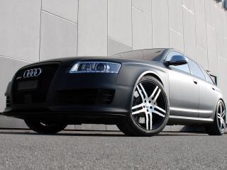 обои O.CT Tuning Audi RS6 Avant (4F,C6) бампер фото