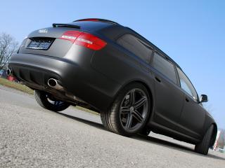 обои O.CT Tuning Audi RS6 Avant (4F,C6) низ фото