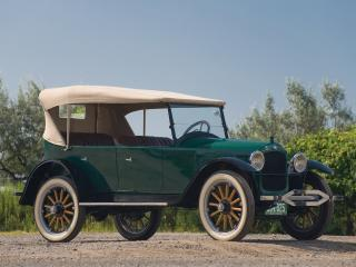 обои Hupmobile Series R 5-passenger Touring бок фото