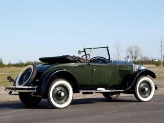 обои Hupmobile Series R Special Roadster бок фото